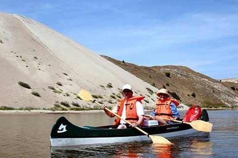 Activities on Neringa peninsula