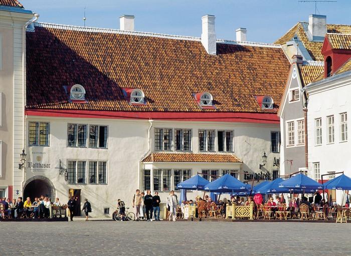 Легенды Старого Таллина – пешеходный тур
