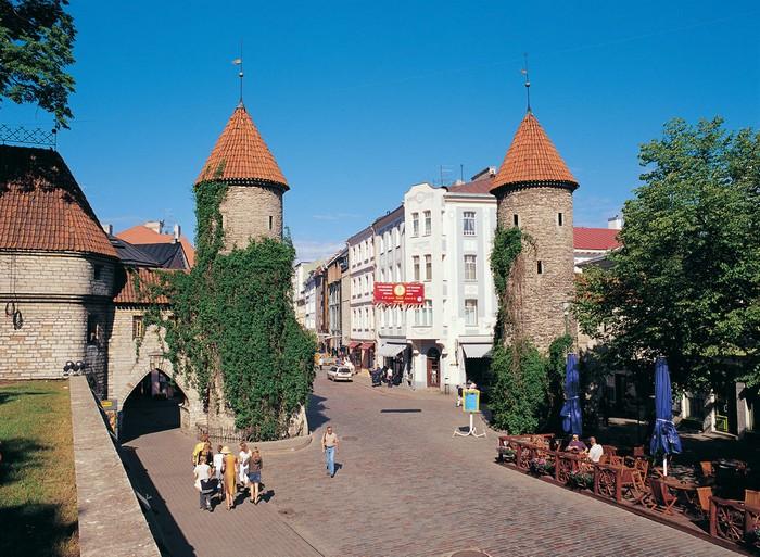 Традиционная пешеходная экскурсия по Старому городу