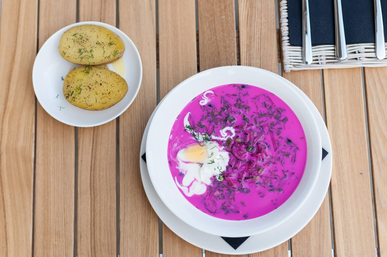 Incentive idea – the most delicious stops in Vilnius