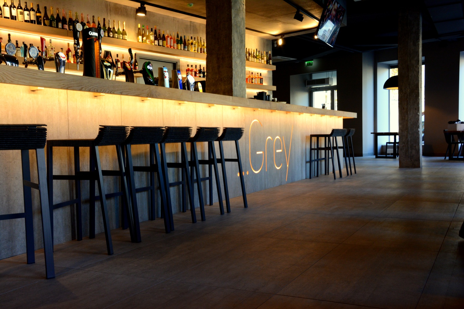 Grey, a new restaurant in the Vilnius Old Town