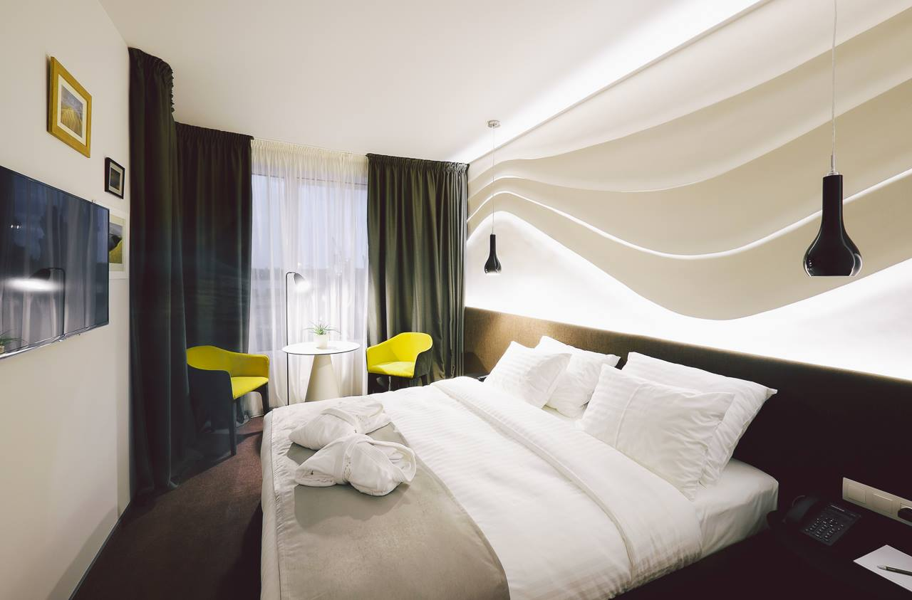 Brand new hotel in Klaipeda – Dunetton