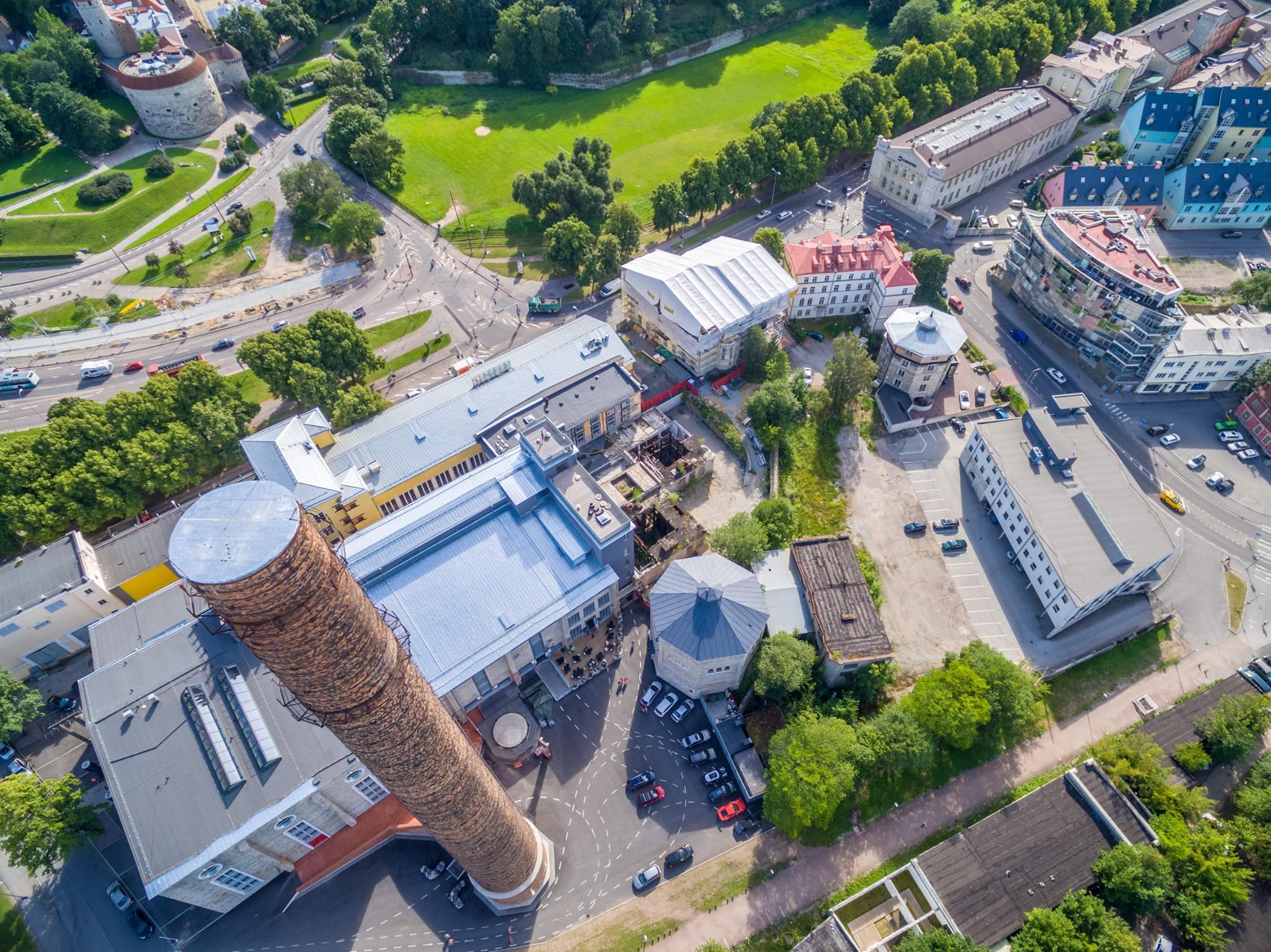 New restaurant opened in Tallinn Creative Hub
