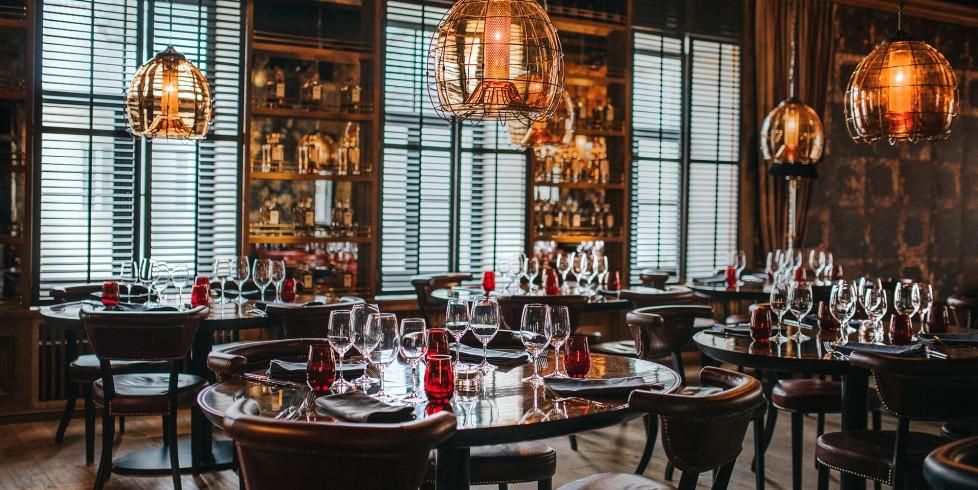 Bizzare restaurant – new flavours in Vilnius