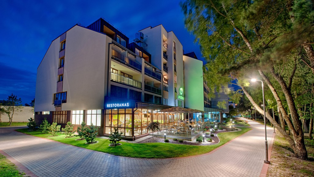 Gradiali hotel Palanga 4* is opening a new part