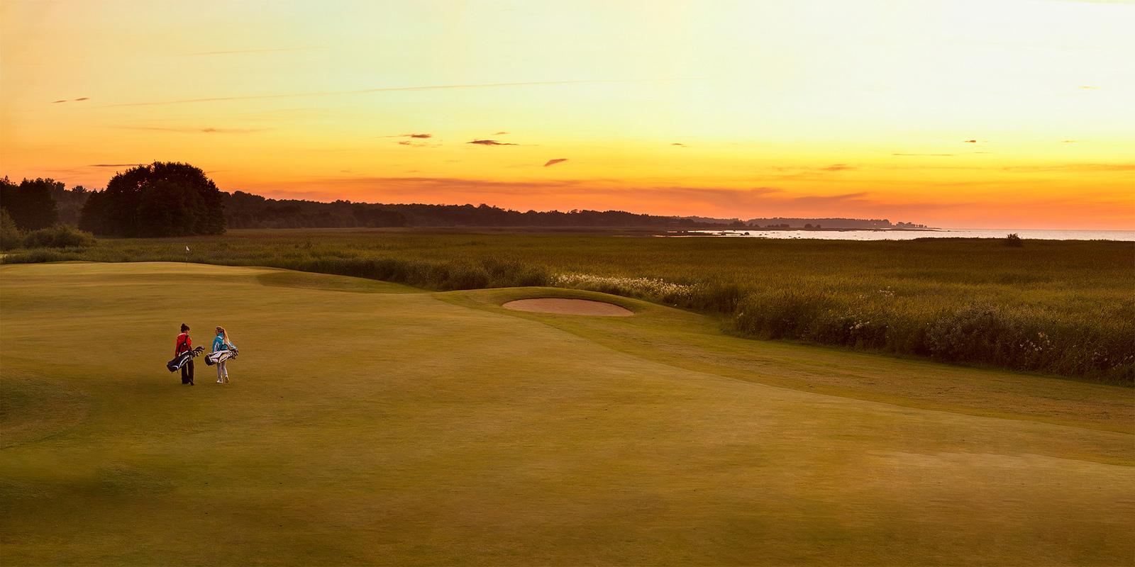Golf courses in Estonia