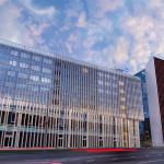 Radisson BLU Lietuva new part facade