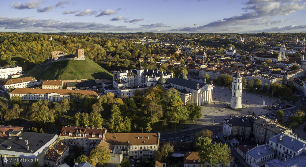 A city tax reform in Vilnius and Kaunas!