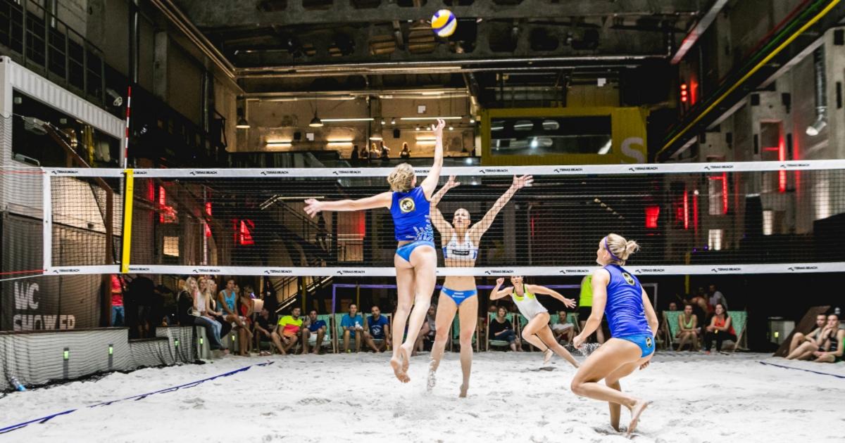 Teras beach – Indoor venue for events
