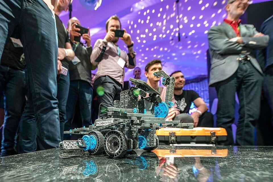 Robot Wars – inspiring teamwork