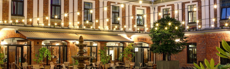 New hotel in Liepāja Latvia: Art Hotel Roma 4*