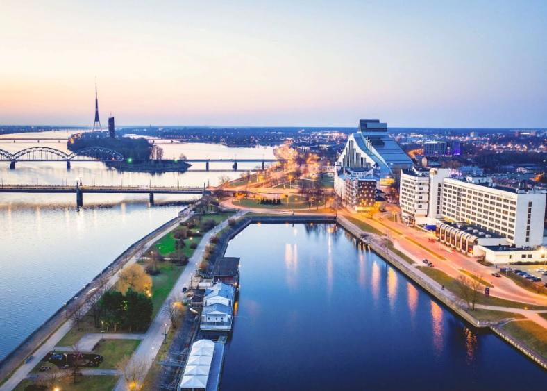 Good news from Riga, Radisson Blu hotel group