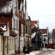 Kuldiga: charming streets, live history and coffee